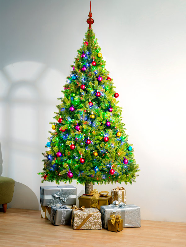 Vibrant-Christmas-tree