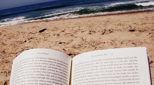 Photo credit: Summer Read by LW Wang at Flickr
