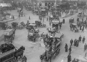 Picadilly London 1910