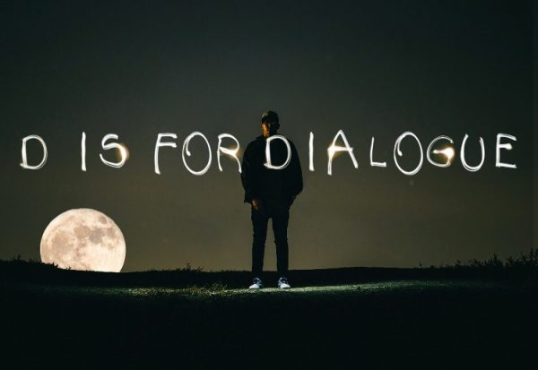 D is for Dialogue